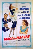 Made in Heaven 1952 DVD - David Tomlinson / Petula Clark